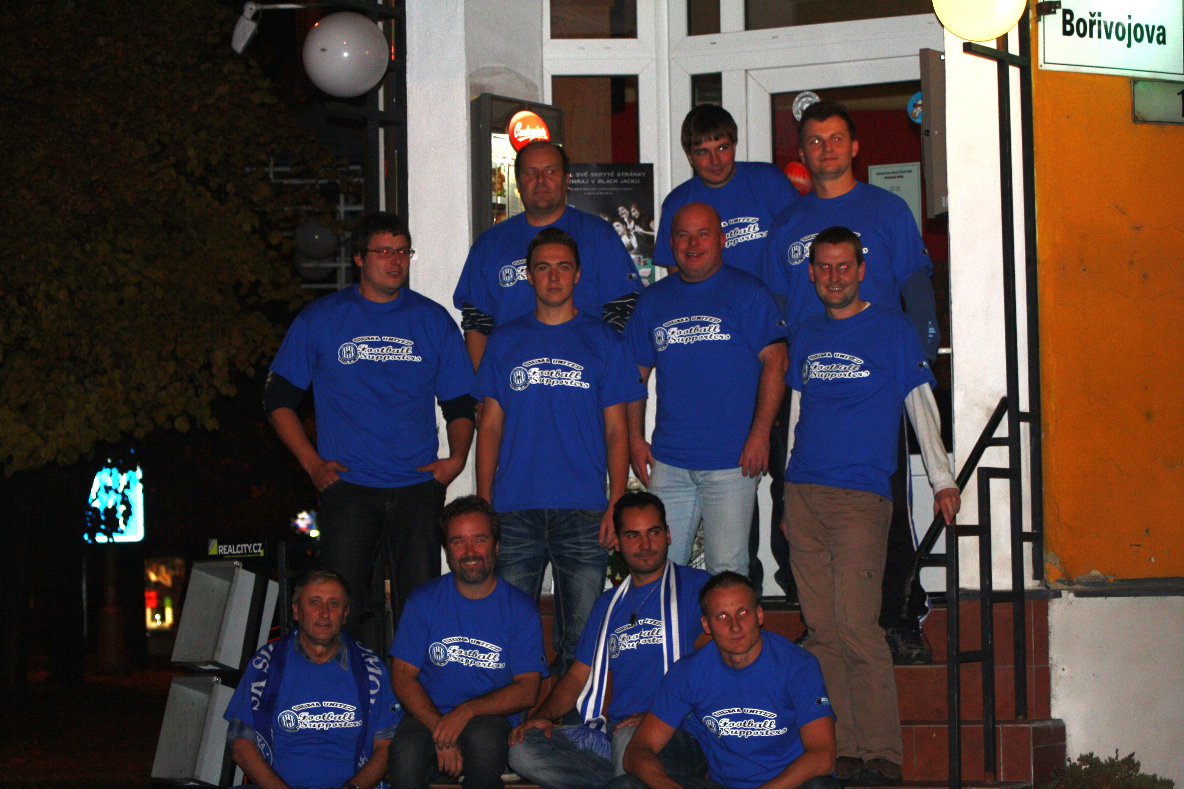 Sigma United 2010
