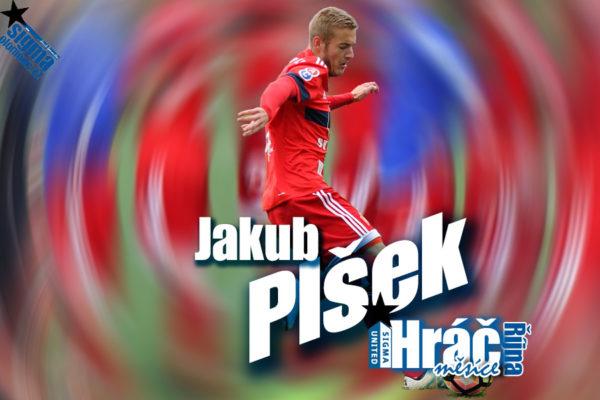 Hráčem měsíce října se stal opět Jakub Plšek