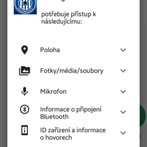 Instalace aplikace na Androidu