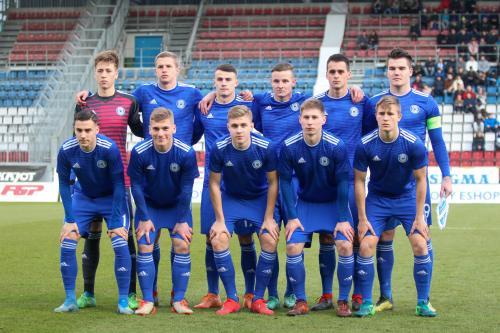 U 19 tým SK Sigma Olomouc