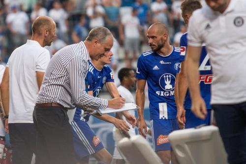 SIGMA vs. FC Baník Ostrava 20.8.2018 (1-4)