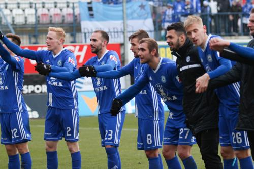 SIGMA vs. 1.FC Slovácko (1-0) 2.3.2018 HETliga