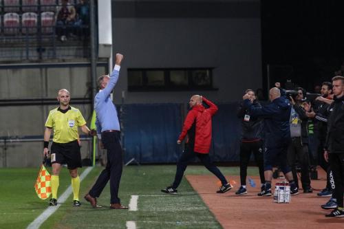SIGMA vs. AC Sparta Praha (1-0) 06.10,2018