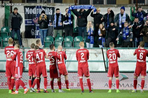 Bohemians 1905 vs. SK Sigma Olomouc (1-1) 4.11.2017