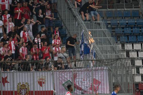 Olomoucké vlajky dohořívají