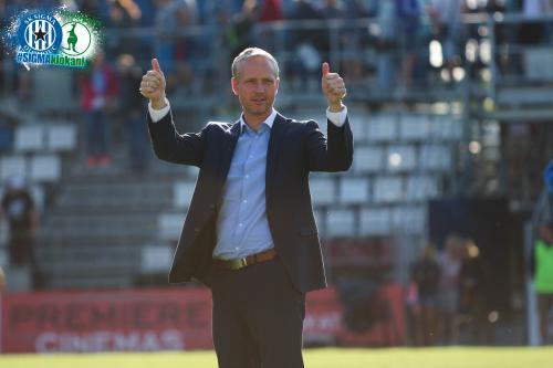 Po nucené dovolené se vrátil trenér Václav Jílek