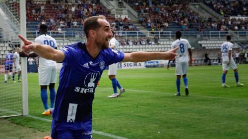#SIGMAslovan SIGMA vs. Slovan Liberec 22. 8. 2020 (1-0)
